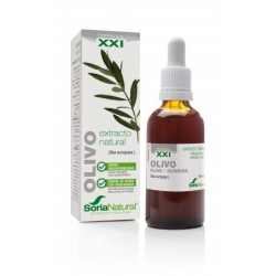 Extracto de Olivo XXI 50 ml.