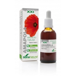 Extracto de Amapola XXI 50 ml.