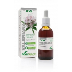 Extracto de Valeriana XXI 50 ml.