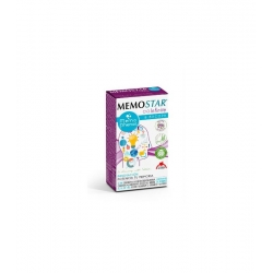 MEMOSTAR INFINITE & BACOPA 60 CAPSULAS INTERSA
