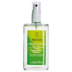 Desodorante de Citrus 100 ml.