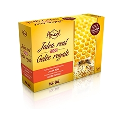 Jalea Real 1000 mg. 20 viales