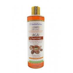 Gel corporal Argán Supreme 500 ml.